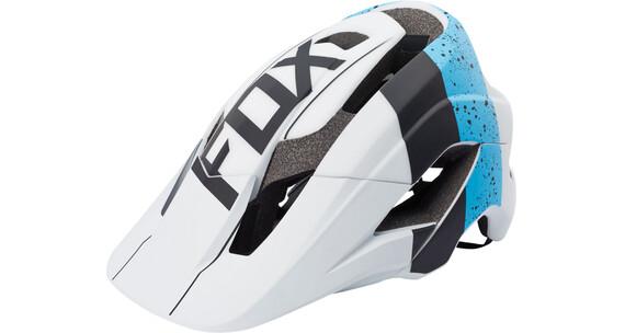 Fox Metah Kroma Helmet Men blue/white